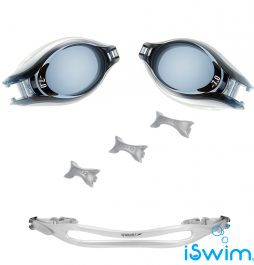 Σετ Κολυμβητικά γυαλάκια μυωπίας, SPEEDO PULSE OPTICAL KIT 023101731b