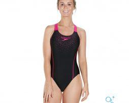 Γυναικείο μαγιό πισίνας αντοχής στο χλώριο, SPEEDO WOMAN 09689B344